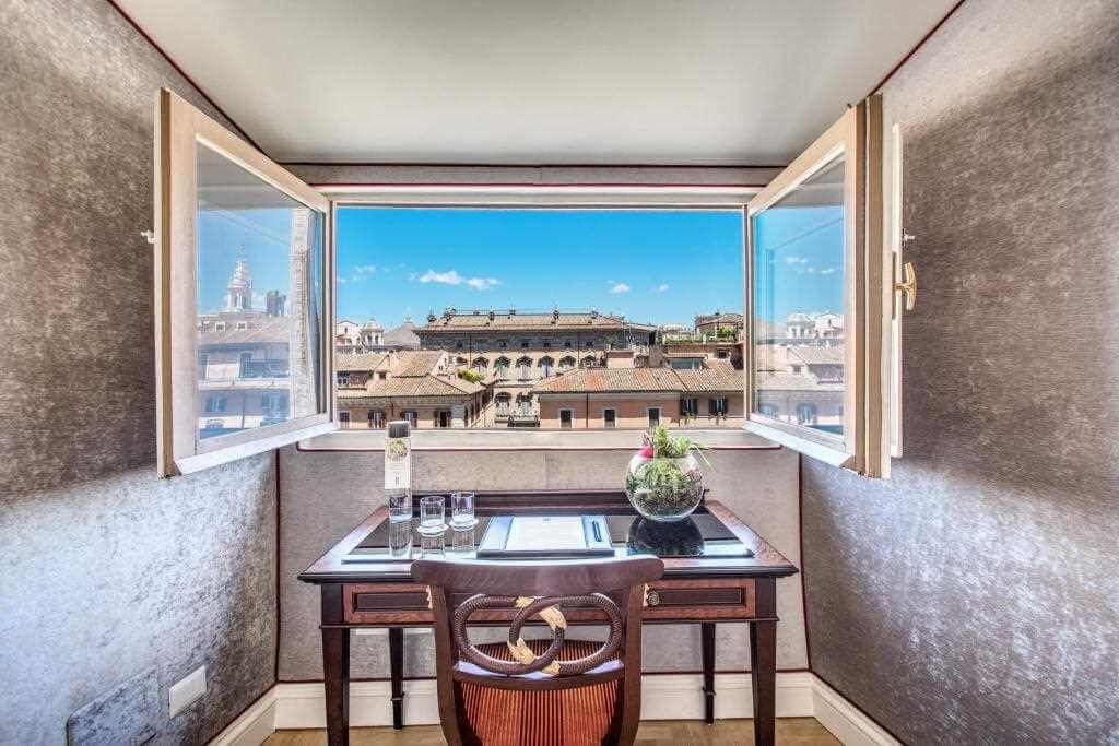Eitch Borromini Palazzo Pamphilj, Rome - by Booking