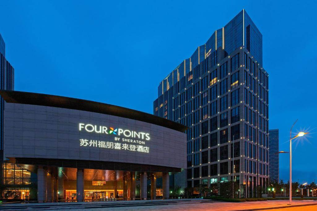 Four Points by Sheraton Suzhou - by Booking