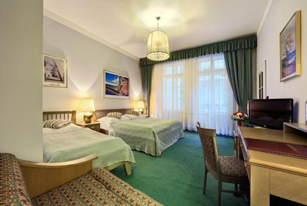 Hotel Salvator, Prague - by Booking