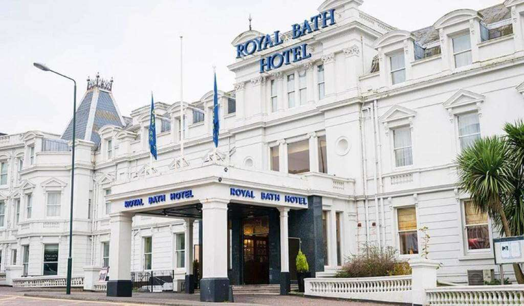 Royal Bath Hotel & Spa, Bournemouth, UK - by Booking