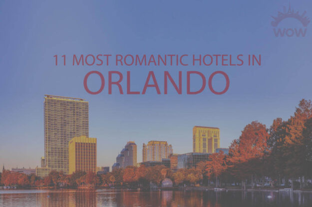 11 Most Romantic Hotels in Orlando