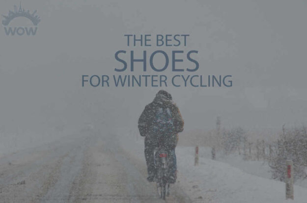 13 Best Shoes for Winter Cycling