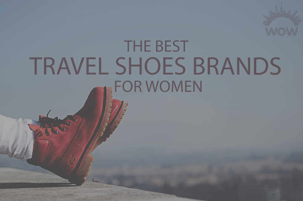 13 Best Travel Shoes Brands for Women