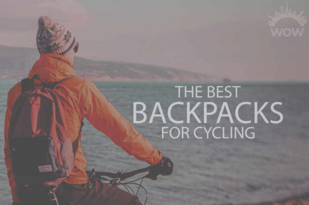 13 Best Backpacks for Cycling